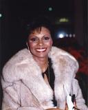 Leslie Uggams Portrait in Fur Coat Photo by  Movie Star News
