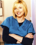 Scrubs Eliza Close Up Portrait Photo by  Movie Star News