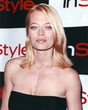 Jeri Ryan Close Up Portrait in Black Tube Dress and Necklace Photo by  Movie Star News