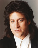 Richard Lewis Posed in Black Suit Photo by  Movie Star News