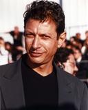 Jeff Goldblum Posed in Black Polo Photo by  Movie Star News