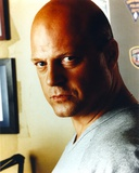 Michael Chiklis Portrait in Gray Shirt Photo by  Movie Star News