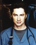 Scrubs Zach Braff as Dentist Portrait Photo by  Movie Star News
