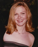 Kirsten Dunst smiling Close Up Portrait Photo by  Movie Star News