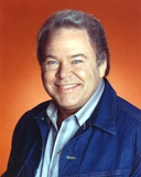 Roy Clark Portrait in Blue Coat Photo by  Movie Star News