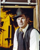 Wayne Rogers in Formal Outfit With Hat Portrait Photo by  Movie Star News