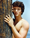 Patrick Duffy Topless Portrait Photo by  Movie Star News