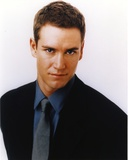 Saved by the Bell in Black Coat and Blue Tie Portrait Photo by  Movie Star News