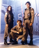 Kristen Cloke Posed in Mechanic Uniform Photo by  Movie Star News