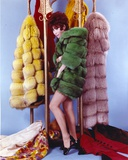 Michele Lee posed in Portrait Photo by  Movie Star News