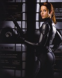 Rachel Nichols in Black Suit Portrait Photo by  Movie Star News