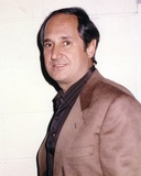 Neil Sedaka in Grey Coat Portrait Photo by  Movie Star News