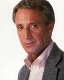 Roy Scheider in Gray Coat Portrait Photo by  Movie Star News