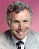 Wayne Rogers Close Up Portrait Photo by  Movie Star News