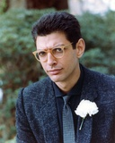Jeff Goldblum Posed in Polo with Neck Tie Photo by  Movie Star News