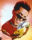 John Leguizamo posed with Glasses Photo by  Movie Star News