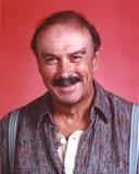 Richard Kiley smiling in Portrait Photo by  Movie Star News