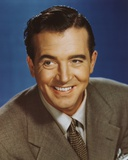 John Payne Close Up Portrait Photo by  Movie Star News