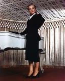 Lizabeth Scott in Black Office Attire posed on Portrait Photo af Movie Star News