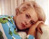 Jean Seberg in Floral Dress Portrait Foto af  Movie Star News
