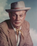 Joseph Cotten Portrait in Classic Photo by  Movie Star News