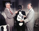 Michael Curtiz Picture with Two Gentlemen Photo by  Movie Star News