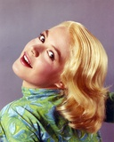 Sandra Dee Close Up Portrait Photo by  Movie Star News