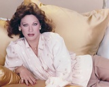 Pamela Hensley posed on Couch Photo by  Movie Star News
