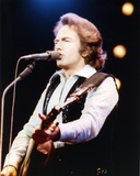 Neil Diamond singing Playing Guitar Photo by  Movie Star News