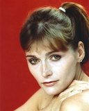Margot Kidder Close Up Portrait with Red Background Photo by  Movie Star News
