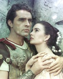 Richard Burton in Gladiator Outfit Close Up Couple Portrait Photo by  Movie Star News