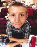 Malcolm In The Middle in Checkered Polo Close up Portrait Photo by  Movie Star News