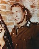 Ron Harper Portrait in Brown Uniform Photo by  Movie Star News