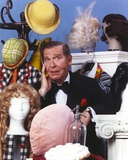 Milton Berle in Tuxedo With Cartoons Portrait Photo by  Movie Star News