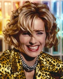 Tea Leoni Close Up Portrait Photo by  Movie Star News