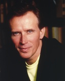 Peter Weller Close up Portrait in Black Coat Photo by  Movie Star News