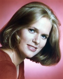 Sharon Gless Close Up Portrait with Red Background Photo by  Movie Star News