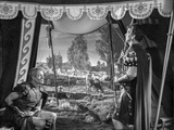 A scene from Androcles and the Lion. Foto af  Movie Star News