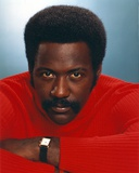 Richard Roundtree in Red Jacket Close Up Portrait Photo by  Movie Star News
