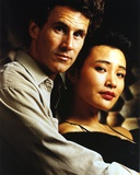 Twin Peaks Movie Scene With Joan Chen and Dale Cooper Photo by  Movie Star News