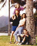 Timothy Busfield Family Portrait Photo by  Movie Star News