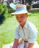 Tuesday Weld Portrait wearing Hat with Feather Photo by  Movie Star News