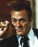Tony Curtis Holding Dice in Classic Photo by  Movie Star News