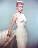 Shirley Jones in White Dress Photo by  Movie Star News