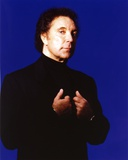 Tom Jones in Black Tuxedo Photo by  Movie Star News