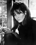 Karen Black in Black Coat Portrait Photo by  Movie Star News