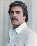 Lee Horsley Posed in a Portrait wearing Gray Formal Coat Photo by  Movie Star News