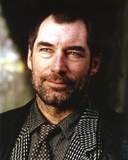 Timothy Dalton in Black Formal Suit Close Up Portrait Photo by  Movie Star News