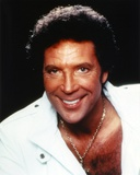 Tom Jones Close Up Portrait Photo by  Movie Star News