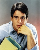 Tony Danza in Skyblue Long Sleeves Close Up Portrait Photo by  Movie Star News